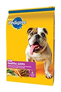 PEDIGREE Healthy Joints Dry Food for Dogs 15lb bag