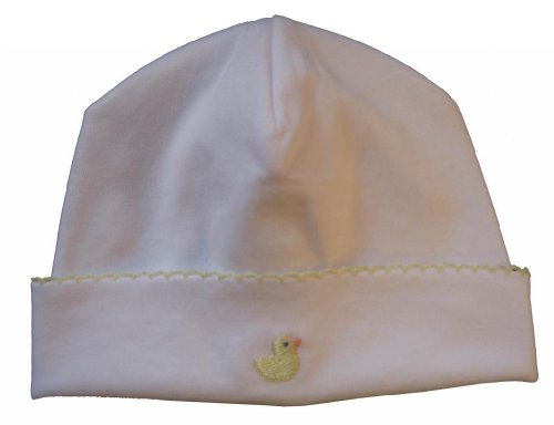 Kissy Kissy Baby Homeward Bound Chicks Embroidered Hat