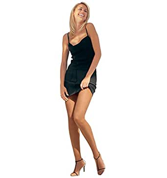 Speciale 70 Elegant All Sheer 8-11 mmHg Support Pantyhose: Clothing