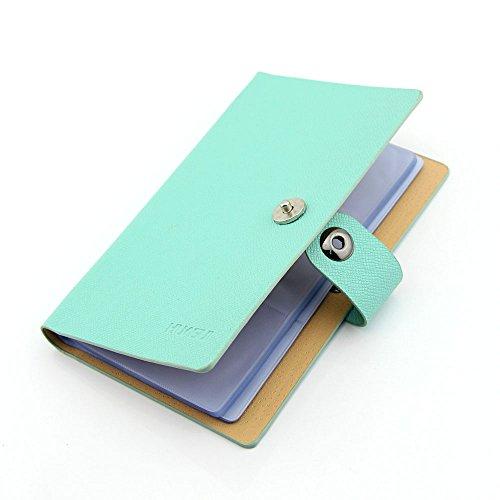 owfeel (TM) PU carte de visite carte de crédit Multi Support pour livre pour cartes pour 300cartes