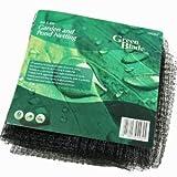 Green Blade GN202 Black Garden & Pond Netting - 2m x 4m - 1cm Mesh