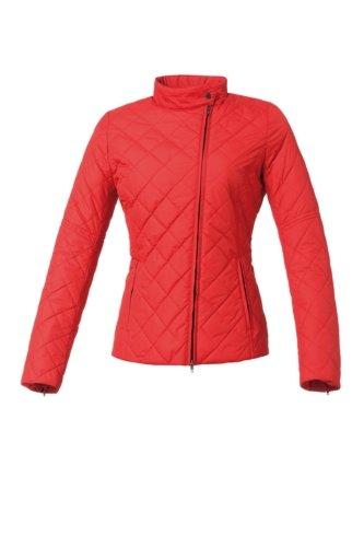 Tucano urbano 8945WF53R7 bIELLA matelassée-water-repellent, coupe-vent et respirant women's jacket-rouge-taille xXL