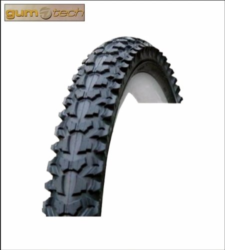 1 x Gum-tech Fahrradmantel Fahrradreifen Decke 24 x 1.95 - 50-507 - 01020146