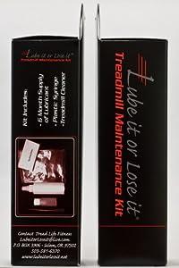 Treadmill Lube Kit - Lubrication - Lubricant - (BEST VALUE!)