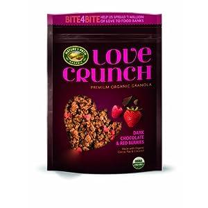 Nature's Path Love Crunch Premium Organic Granola Dark Chocolate & Red Berries- 26.4 Oz. Bulk Size