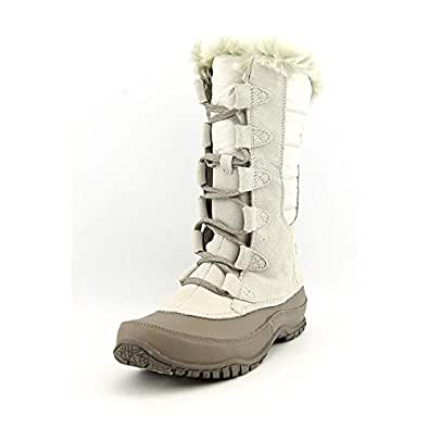 New The North Face Women's Nuptse Purna Boot Moonlight Ivory 5