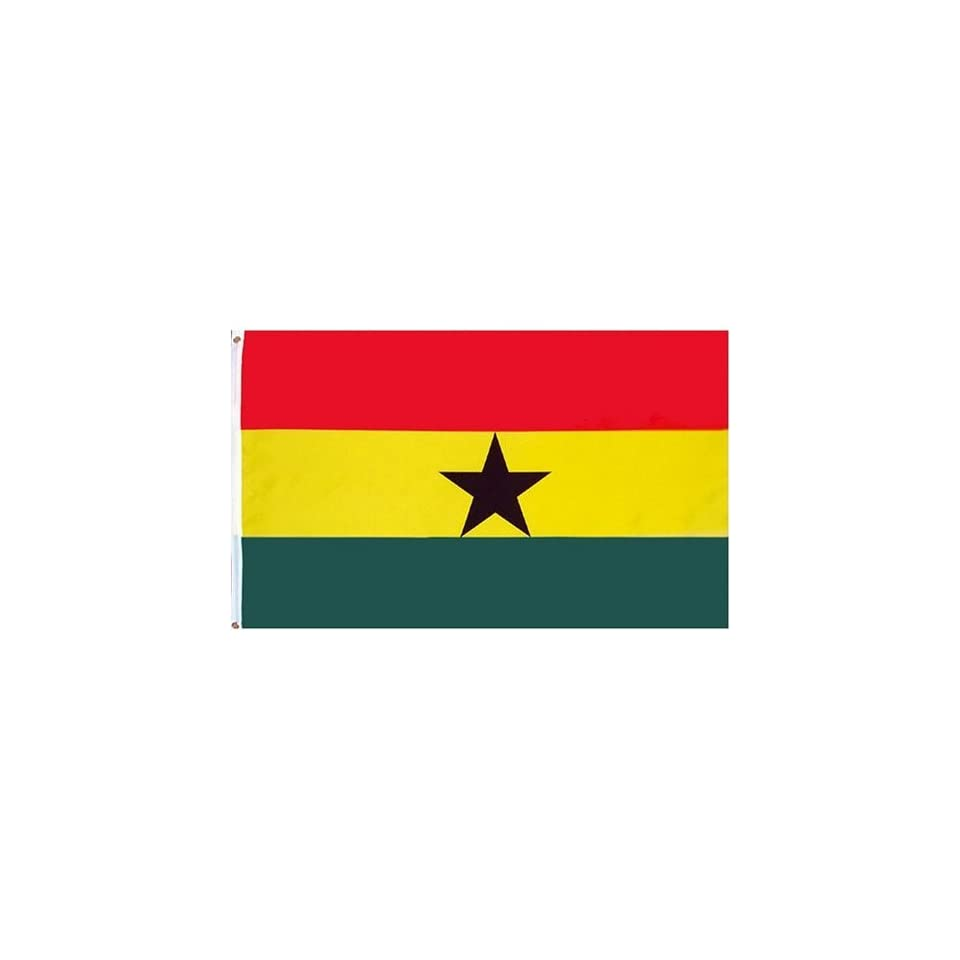 Fabulous Ghana Flag 3X5 Brand New 3 X 5 Large Rasta Banner On Popscreen Machost Co Dining Chair Design Ideas Machostcouk