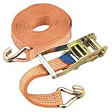 TD914 Ratchet Tie Down 1pc 50mm x 9mtr Polyester Webbing 4000kg Load Test
