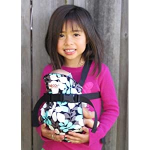 Beco Mini Toy Doll Carrier ~ Tyler
