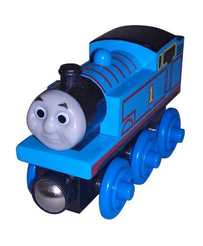 Sea Bound Thomas - Lost in the Sea! Wooden Railway Thomas and Friends Engine #1 - 1