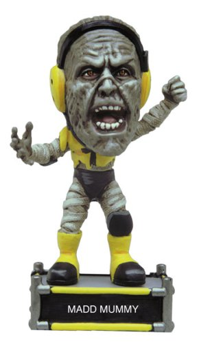 Buy Low Price Sideshow Universal Monsters Wrestlers The Mummy Little Big Head Figure (B00239FWX6)
