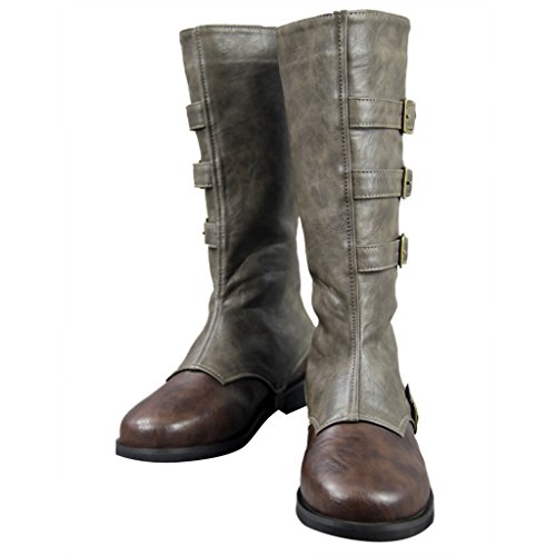 Holysteed Devil May Cry 4 cosplay Shoes Nero boots US Men 7.5