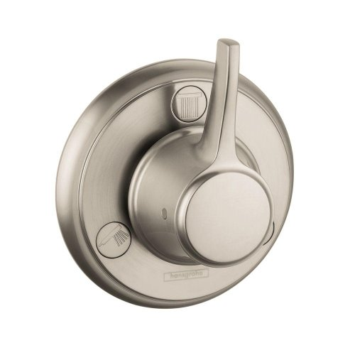 15934821 Metris C 1-Handle Trio/Quattro Diverter Valve Trim Kit In Brushed Nickel (Valve Not Included). Trim Kit-Yow