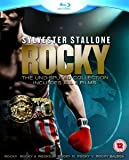 Rocky Balboa Complete Blu Ray Collection (7 Discs) Box Set : Rocky 1, Rocky 2 , Rocky 3, Rocky 4, Rocky 5, Rocky 6 + Featurettes + Interviews + Commentaries + Extras + Bonus Content