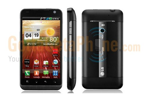 Verizon LG Revolution No Contract 4G LTE WiFi Android Smartphone