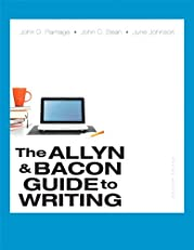 Allyn & Bacon Guide to Writing, The (7th Edition)