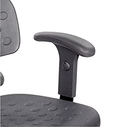 Safco Soft Tough Adjustable T-Pad Arms