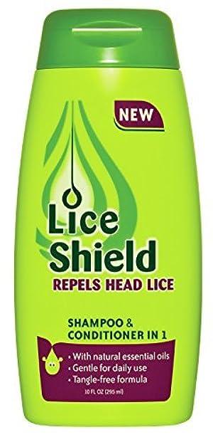 Lice Shield Lice Shield Shampoo And Conditioner, 10 oz by Lice Shield