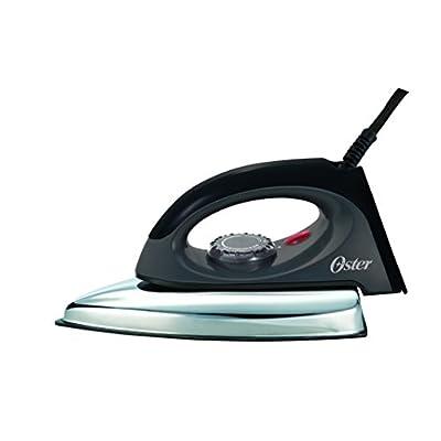 Oster GCSTDR1804 750-Watt Dry Iron (Black)