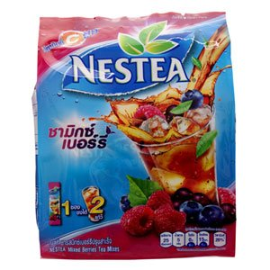 Nestea Mixed Berries Tea Mixes 12.5G. Pack 18Sachets