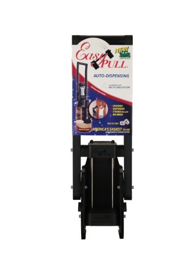 Easy Pull Auto Dispensing Can Crusher (Ez Pull Can Crusher compare prices)