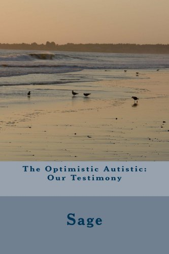 The Optimistic Autistic: Autism Our Story front-1035631