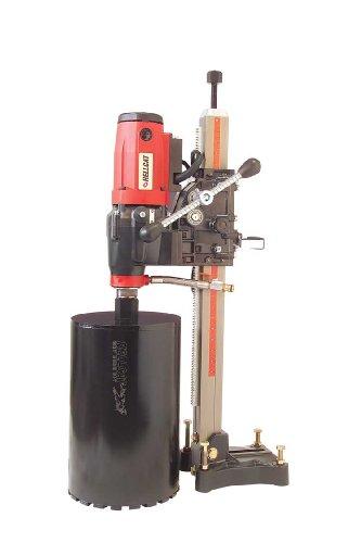 "10"" Hellcat Csn-10A Core Drill W/Angle Column Base"