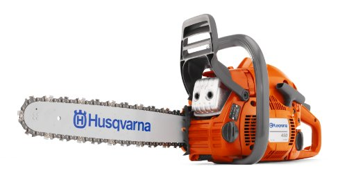 Review Of Husqvarna 966955438 450 50.2cc Gas Chainsaw, 18-Inch