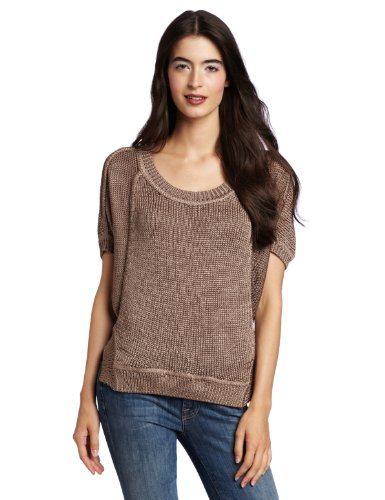 7 For All Mankind Women's Cocoon Pullover Sweater