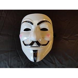Guy Fawkes V for...V For Vendetta Mask
