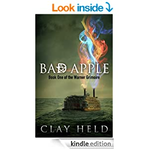 Bad Apple: Book One of the Warner Grimoire