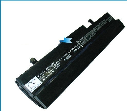 CS Akku Batterie 4400 mAh von akkucity f&#252;r Asus Eee PC 1005HA Eee PC 1005HA-BLK140X Eee PC 1005HA-EU1X-BK Eee PC 1005HA-EU1X Eee PC 1005HA-VU1X-WT Eee PC 1005HA-PU1X-BK Eee PC 1005HA-VU1X-PI EPC-105VWT Eee PC 1005HA-VU1X-BK Eee PC 1005HA-PU1X-BU Eee PC 1005HA-VU1X-BU Eee PC 1005H Eee PC 1005HA-A Eee PC 1001HA Eee PC 1101HA AL32-1005 AL31-1005 90-OA001B9000 990AAS168288 0B20-00KA0AS PL32-1005 90-OA001B9100 TL31-1005 PL31-1005 ML32-1005 ML31-1005 70-OA1B1B2100