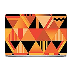 Posterboy Triangles Abstract Laptop Skin (Multicolor)
