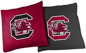 NCAA South Carolina Fighting Gamecocks Official Cornhole Bean Bag Sets