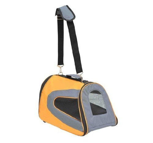 Pawhut Pet Carrier Tote Bag – Orange