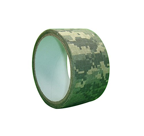 Generic Digital Camouflage Cloth Tape Protective Fabric Wrap (33Ft)