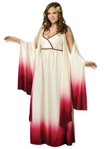 Fun World Womens Venus Goddess of Love Adult Plus Costume
