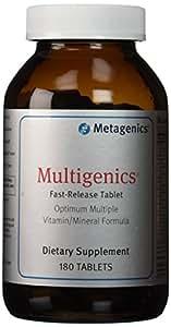 Metagenics - Multigenics 180T
