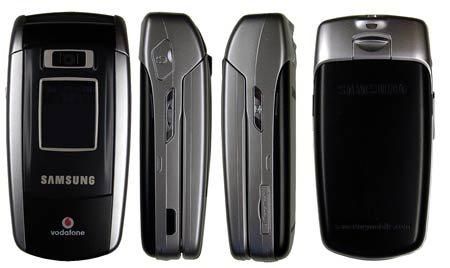 Samsung SGH Z500 Z 500 Klapphandy Handy NEU Ohne Simlock/Vertrag 24m. Garantie Händler In Whitebox ohne OVP BDA Als PDF erhältlich