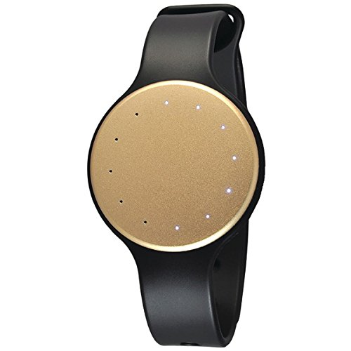 Pyle PSB1GL Fitmotion Smart Activity Tracker (Gold)