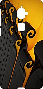 New Brand Premium Luxurious Designer Prefect Printed Back Case Cover For LeEco Le 2