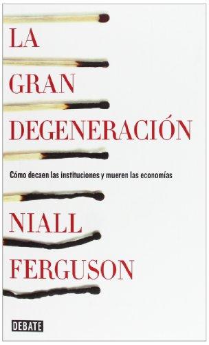 La Gran Degeneración (DEBATE)