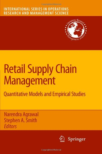 Retail Supply Chain Management: Quantitative