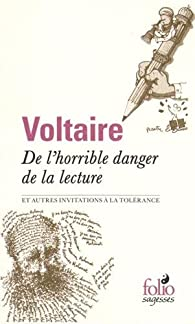 De L Horrible Danger De La Lecture