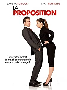 Amazon.com: The Proposal Movie Poster (27 x 40 Inches - 69cm x 102cm