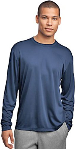 Sport-Tek Men's Long Sleeve PosiCharge Competitor Tee