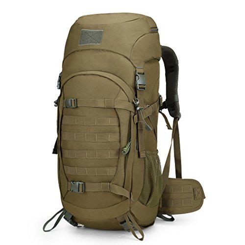 Mardingtop 50 Liter Internal Frame Backpack For Hunting