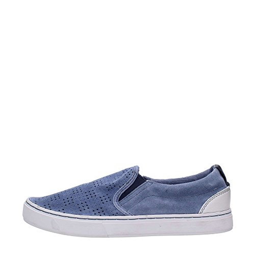 Satorisan 161011 Slip On Donna Camoscio Grey Grey 37