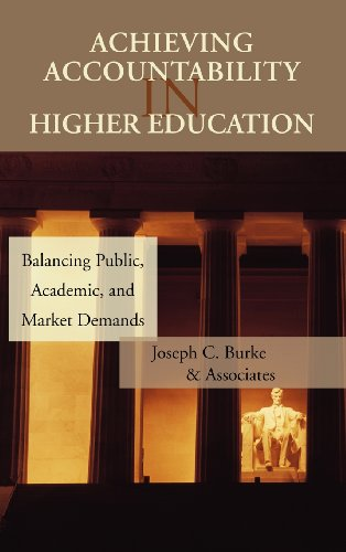 Achieving Accountability in Higher Education: Balancing...