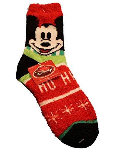 Licensed Ugly Christmas Holiday Crew Socks Disney Nickelodeon